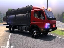 truck mitsubishi fuso mitsubishi fuso canter sv