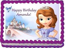 sofia the cake topper sofia the cake topper set sidebar fukushu top