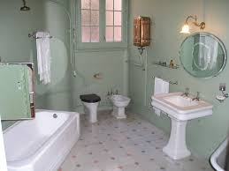 Old Bathroom Decorating Ideas Colors Old Bathroom In Simple Way