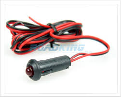 12 volt red led lights red led warning light theft deterant fake car alarm 12von 12 volt