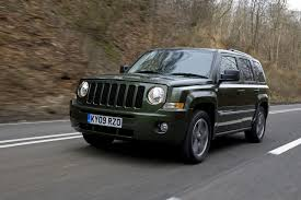 green jeep patriot jeep patriot station wagon review 2007 2011 parkers