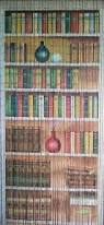 beaded curtains for doors beaded door curtains bamboo bookcase