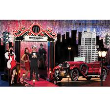 themed decorations 1920 s chicago theme kit shindigz