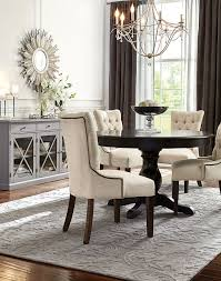 Best  Round Dining Tables Ideas On Pinterest Round Dining - Dining chairs in living room