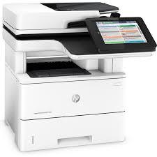 hp laserjet m527dn laser multifunction printer plain paper print
