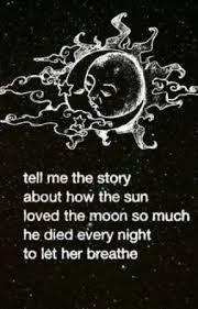 the of the sun and the moon wattpad