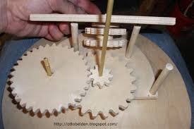 wooden clock movement plans pdf woodworking