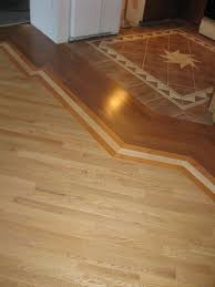 Laminate Flooring Transition Strips Excellent Hall Space With Natural Wooden Best Laminate Flooring