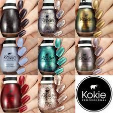 copycat claws kokie cosmetics nail polish review