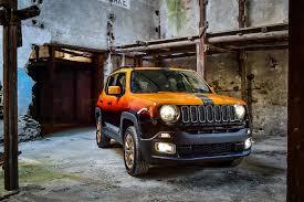 srt jeep custom jeep renegade twins get custom paint for montreux jazz festival
