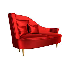 Red Leather Chaise Lounge Chairs 450 Best Red Sofa Images On Pinterest Red Sofa Architecture And