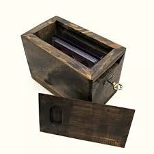 Small Wooden Boxes For Centerpieces by Long Thin Wooden Box 30 Inch Long From Independent Boxworks