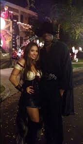 Miami Heat Halloween Costume Halloween Hijinks Kobe U0026 Vanessa Floyd Mayweather Lebron James