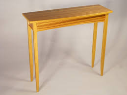Yellow Console Table Bow Front Console Tables