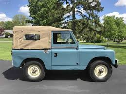 land rover ranch 1961 land rover series iia 88 for sale classiccars com cc 996505