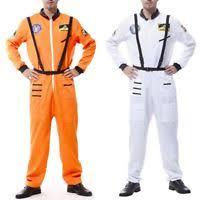 Halloween Astronaut Costume Astronaut Costume Orange Nasa Space Suit Halloween Fancy