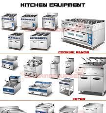 Commercial Kitchen Equipment Design Best 25 Kitchen Equipment Ideas On Pinterest Kitchen Utensils