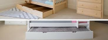 Best Underbed Options For Kids Beds Underbed Storage Drawers - Under bunk bed storage drawers