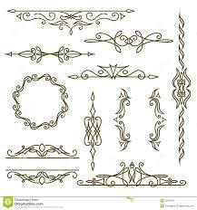 design logo elegant monogram design elements graceful template elegant line art logo