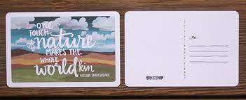 photo postcards postcards design 100 postcard design ideas inspiration printaholic