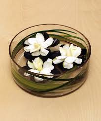 ah sam san francisco bay area florist floating gardenia bowl