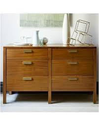 Dressers Bedroom Furniture Amazing Shopping Savings West Elm Jones 6 Drawer Dresser Acorn