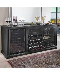 build your own refrigerated wine cabinet wine credenza refrigeration shop refrigerated wine storage