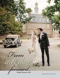 bridal planner 2014 by the virginia gazette issuu