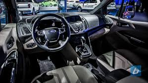 2014 ford transit connect wagon 8