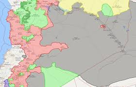 Map Gif Saa Against Isis Map Gif Syriancivilwar