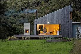 country house zealand s backcountry huts inspired this breezy open home