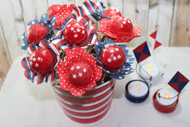 4th Of July Party Decorations 4th Of July Party Ideas Via Blossom
