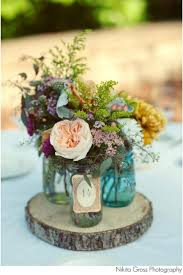 jar centerpieces for weddings aelisa brandon s wedding featured in cincinnati wedding magazine