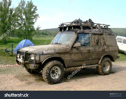 range rover vector stock photo pavlovka russia june referee s off road vehicle land