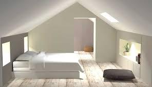 peinture chambre sous pente chambre en sous pente collection avec peinture chambre sous pente