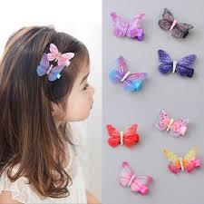 barrettes hair 1pc beautiful butterfly hair princess lovely hair