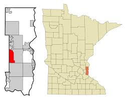 Zip Code Map Minneapolis by Oakdale Minnesota Wikipedia