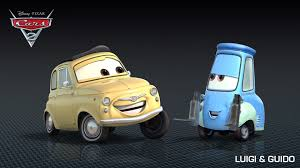 cars sarge and fillmore cars 2 character images descriptions video