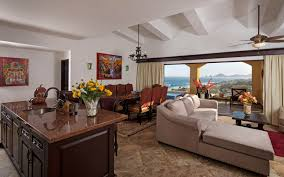 Hacienda Home Interiors by Luxurious Los Cabos Suites On The Sea Hacienda Encantada