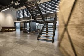 Industrial Stairs Design Petrol Industries Office And Show Room By Vds Conceptdesign