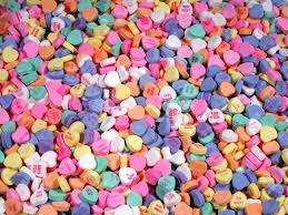 hearts candy 14 candy heart phrases for s day in 2017