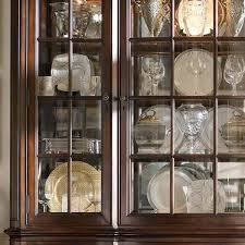 cabinet u0026 shelving china cabinet with hutch interior