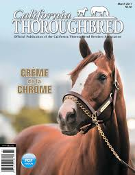 lexus ross fresno ca california thoroughbred magazine march 2017 by ctba issuu