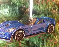corvette ornaments etsy