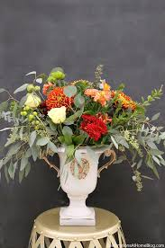 Beautiful Flower Arrangements by Motherhood And All Things Beautiful Kate