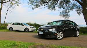comparison test 2013 volkswagen jetta tdi vs 2014 chevrolet cruze