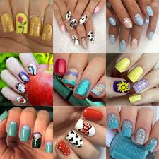 15 disney nail art ideas for your next magical manicure princess