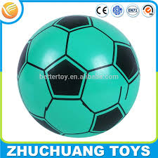 wholesale pvc custom print bouncing inflatable soccer ball for