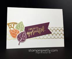 thanksgiving cards ideas stampin u0027 pretty page 151 of 1342 the art of simple u0026 pretty cards