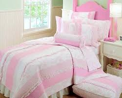 Shabby Chic Twin Bed by Shabby Cottage Chic Bedding Twin Quilts Comforter Rag Quilt